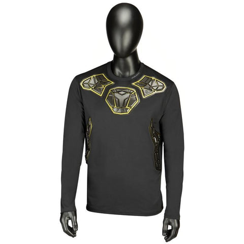 Bauer Elite Long Sleeve Padded Goalie Shirt - Discount Hockey