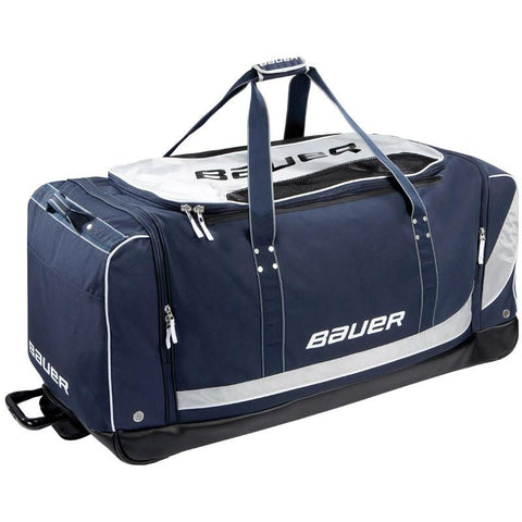 Bauer Premium Large Goalie Wheeled Equipment Bag - Discount Hockey
