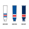 CCM New York Rangers Knit Socks