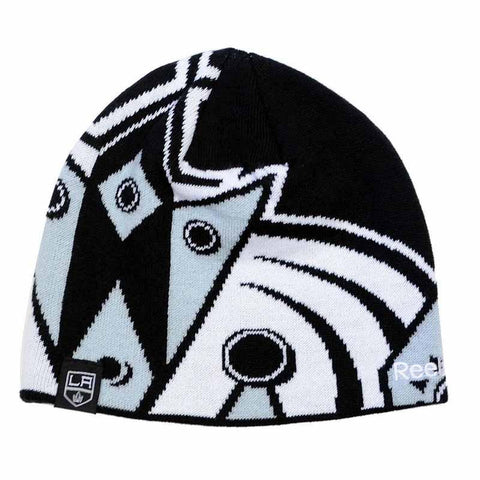 Reebok Men's 2015 NHL Stadium Series Los Angeles Kings Beanie