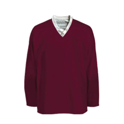 Pearsox Custom Reversible Hockey Jersey - Maroon
