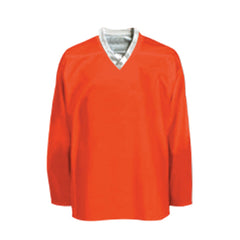 Pearsox Custom Reversible Hockey Jersey - Orange