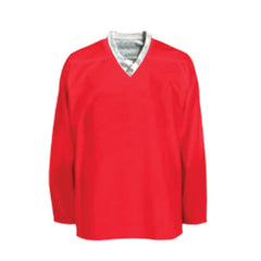 Pearsox Custom Reversible Hockey Jersey - Scarlet