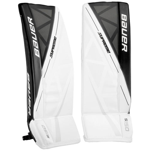 Bauer Supreme S150 Goalie Leg Pads - Discount Hockey