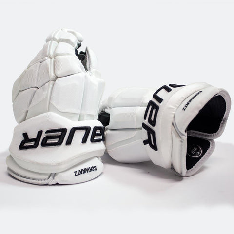 Bauer Stealth Pro Stock Hockey Gloves - Jaden Schwartz 2017 All Star Game - Discount Hockey