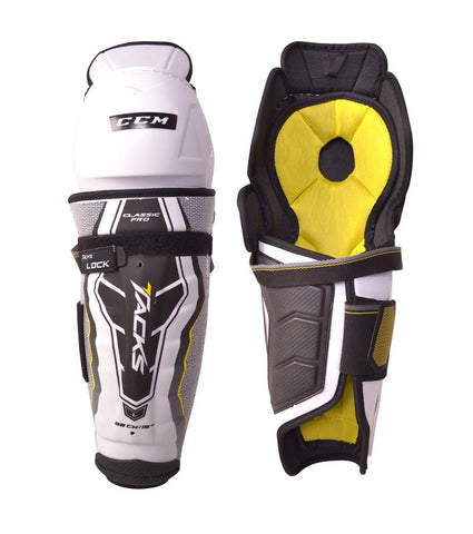 CCM Tacks Classic Pro Shin Guards - Discount Hockey