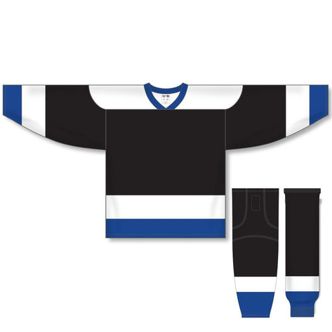 Tampa Bay Lightning Custom Away Jersey (1992 - 2007)