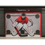 The SportScreen 16ft. Manual Screen