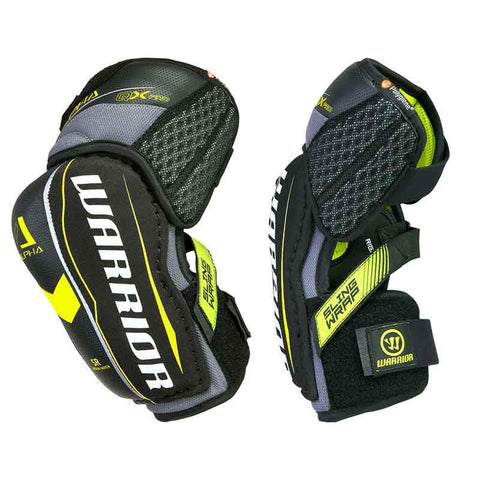 Warrior Alpha QX Pro Senior Elbow Pads