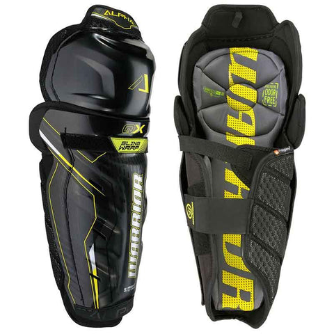 Warrior Alpha QX Shin Guards