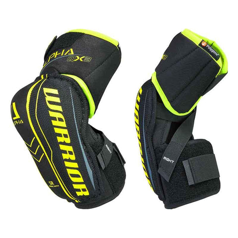 Warrior Alpha QX3 Senior Elbow Pads