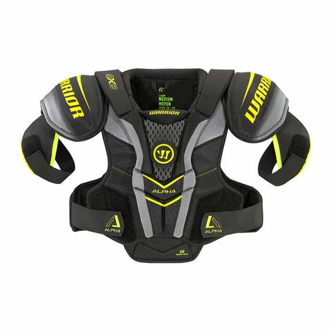 Warrior Alpha QX3 Junior Shoulder Pads