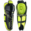 Warrior Alpha QX5 Shin Guards