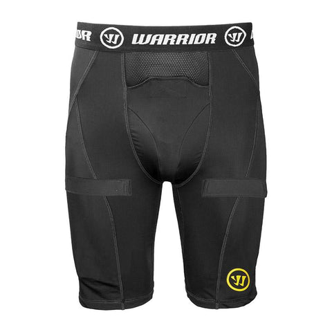 Warrior Dynasty Compression Shorts with Cup Senior