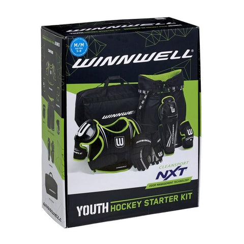 Winnwell NXT Youth Hockey Starter Kit