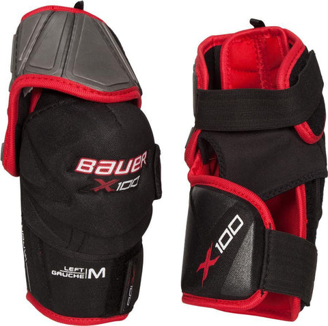 Bauer Vapor X100 Elbow Pads - Discount Hockey