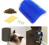 Cat and Kitty Corner Self Massage Brush