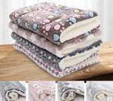 Soft Flannel Pet Blanket