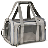Soft Side Kitty Travel Carrier