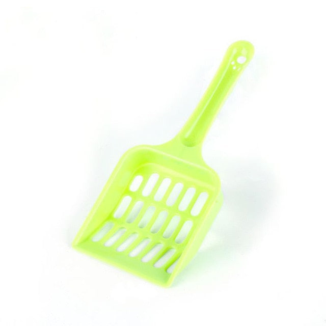 Plastic Kitty Litter Cleaning Tool