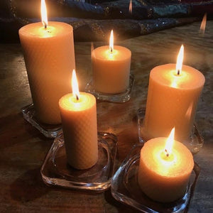 Top 10 reasons to choose beeswax candles