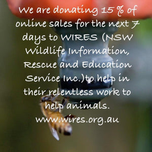 Donations to WIRES