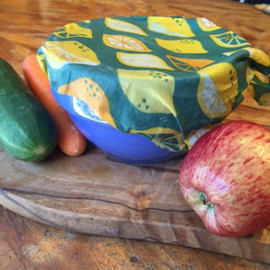 Beeswax food wraps- the safer