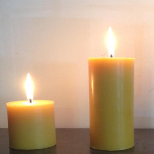 Happy Flame certified organic Winter warmer candle pack