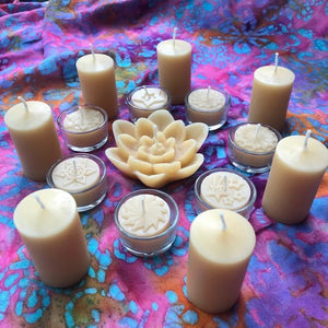 Happy Flame Special candle packs Blessingway candle pack