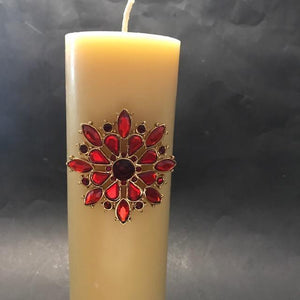 Happy Flame Special candle packs Candle pins decoration for your beeswax candles.