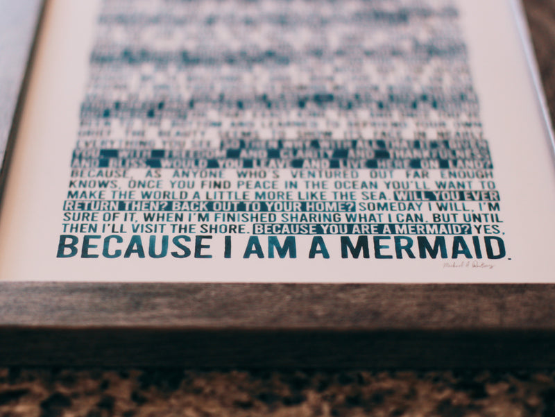 Because I Am A Mermaid (STORMY)