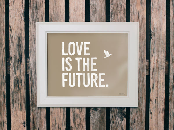 Love Is The Future