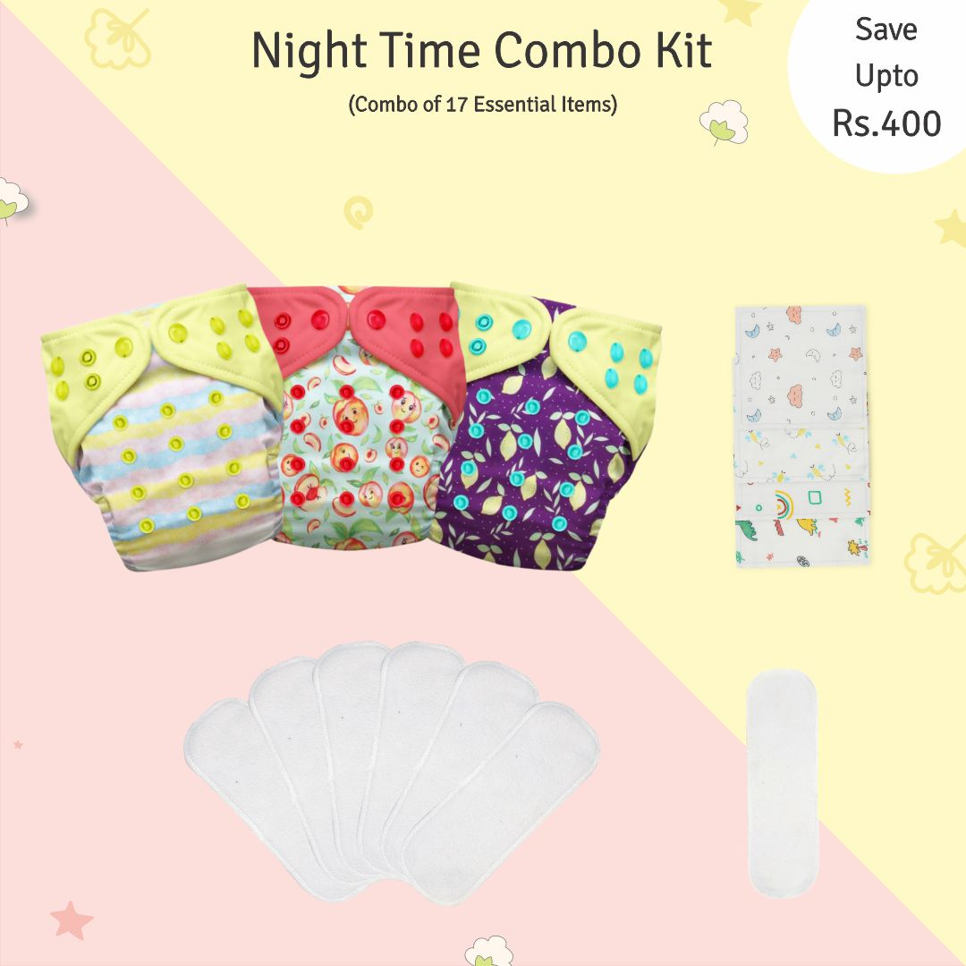 Night Time Combo Pack