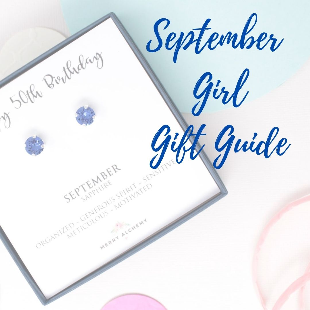 September Birthday Gift Guide