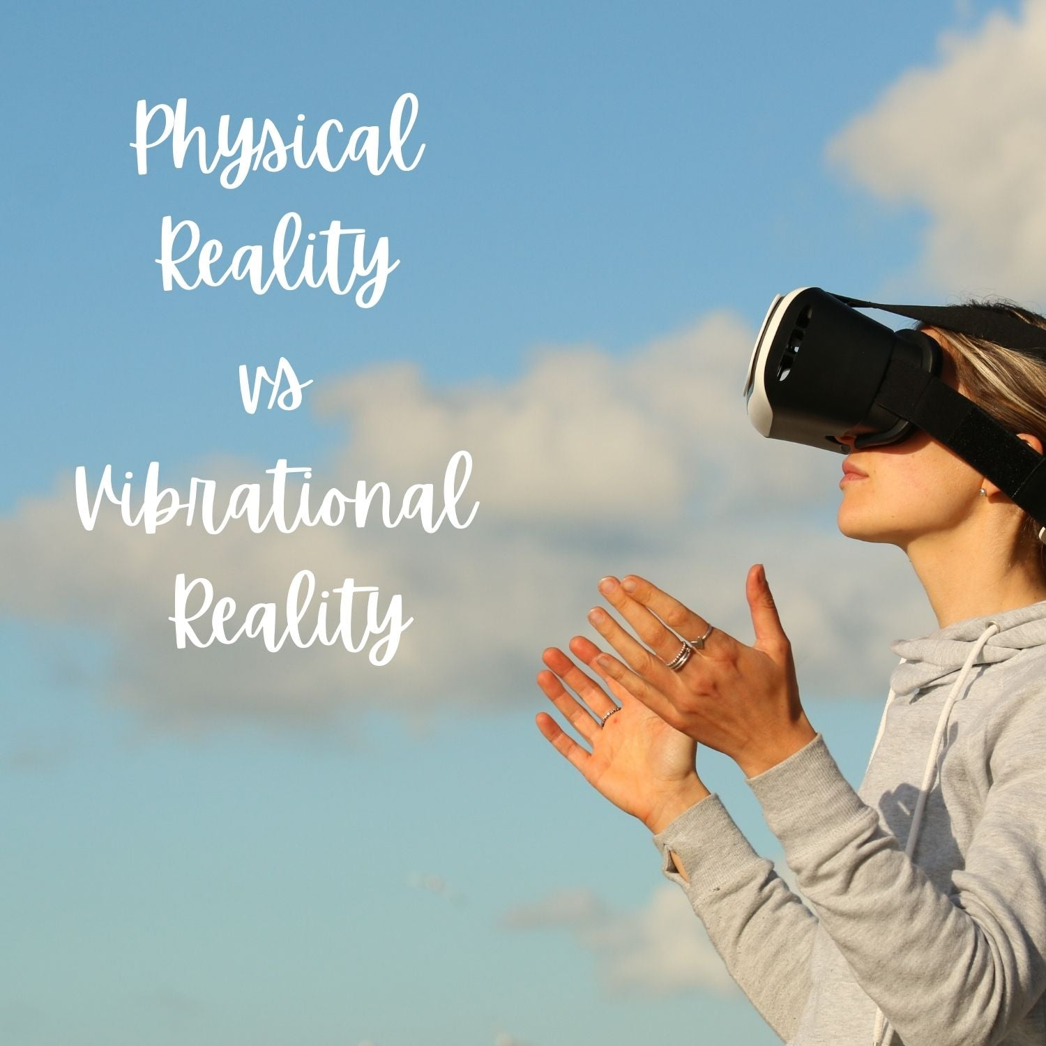 Physical Reality vs Vibrational Reality