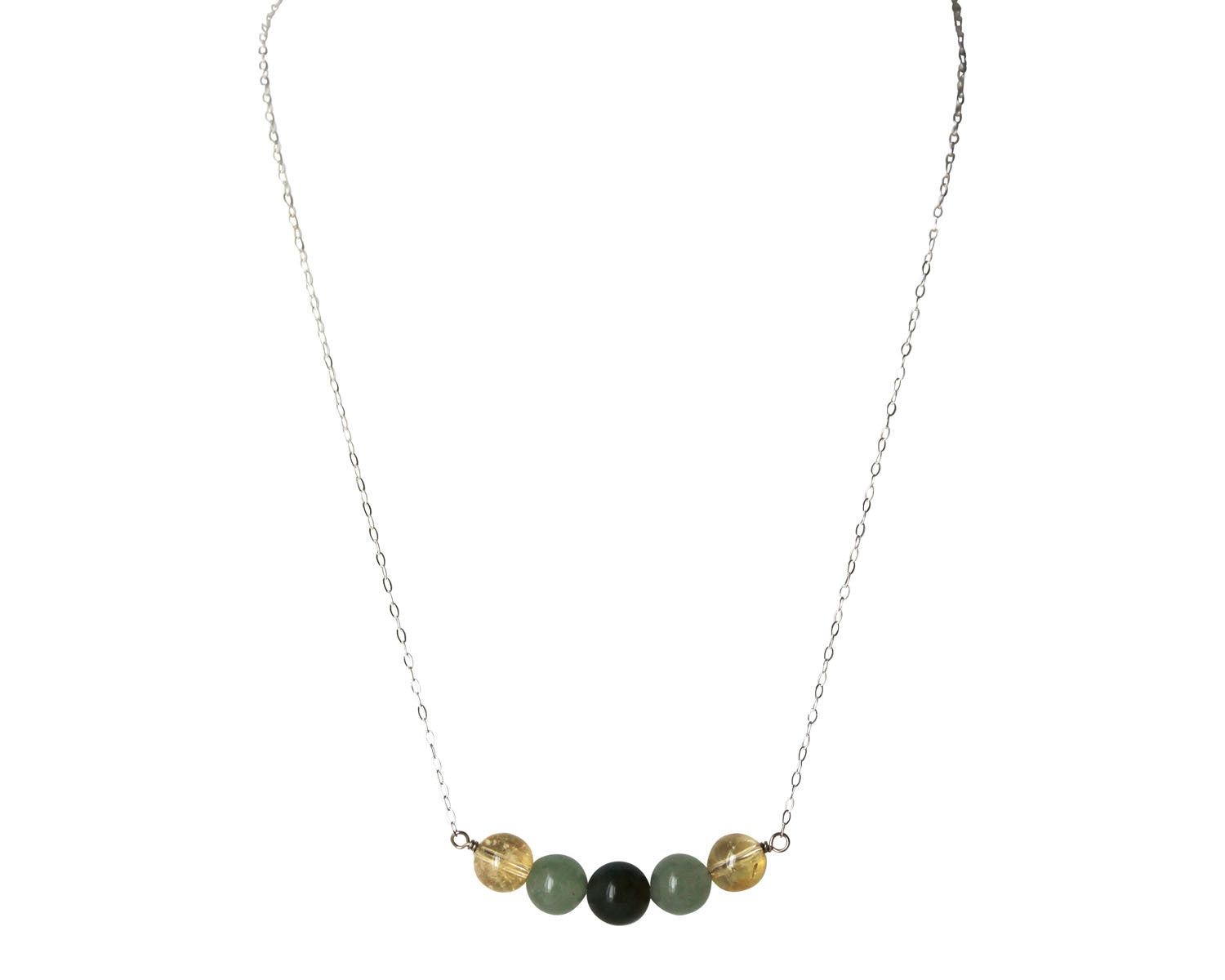Focus Abundance Necklace