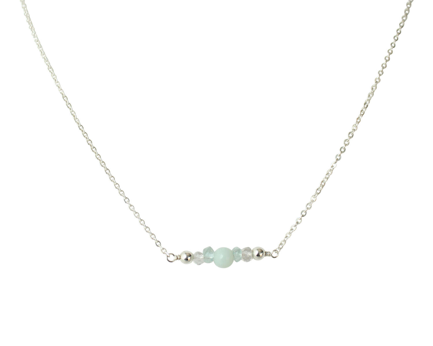 Petit Bliss Necklace