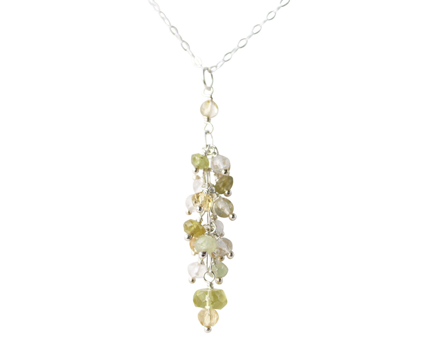 Cascade Abundance Necklace