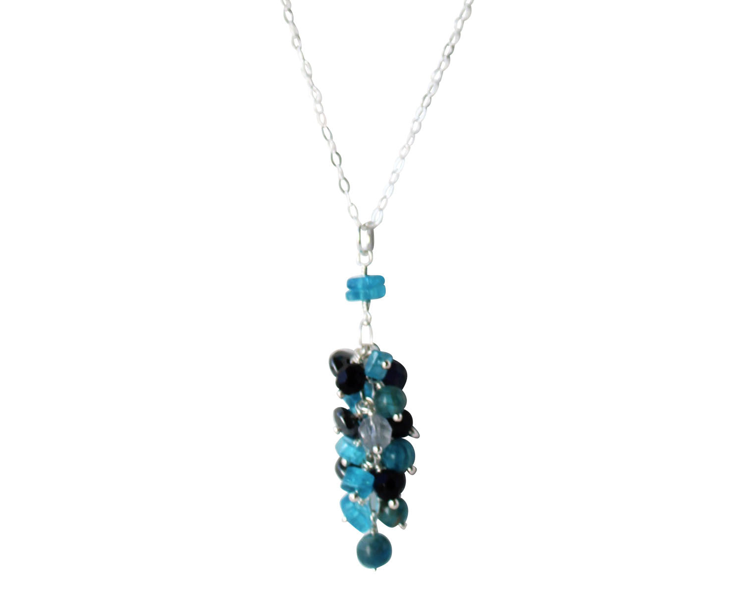 Cascade Healthy and Strong Necklace