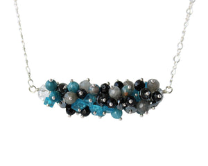 Cluster Healthy and Strong Necklace
