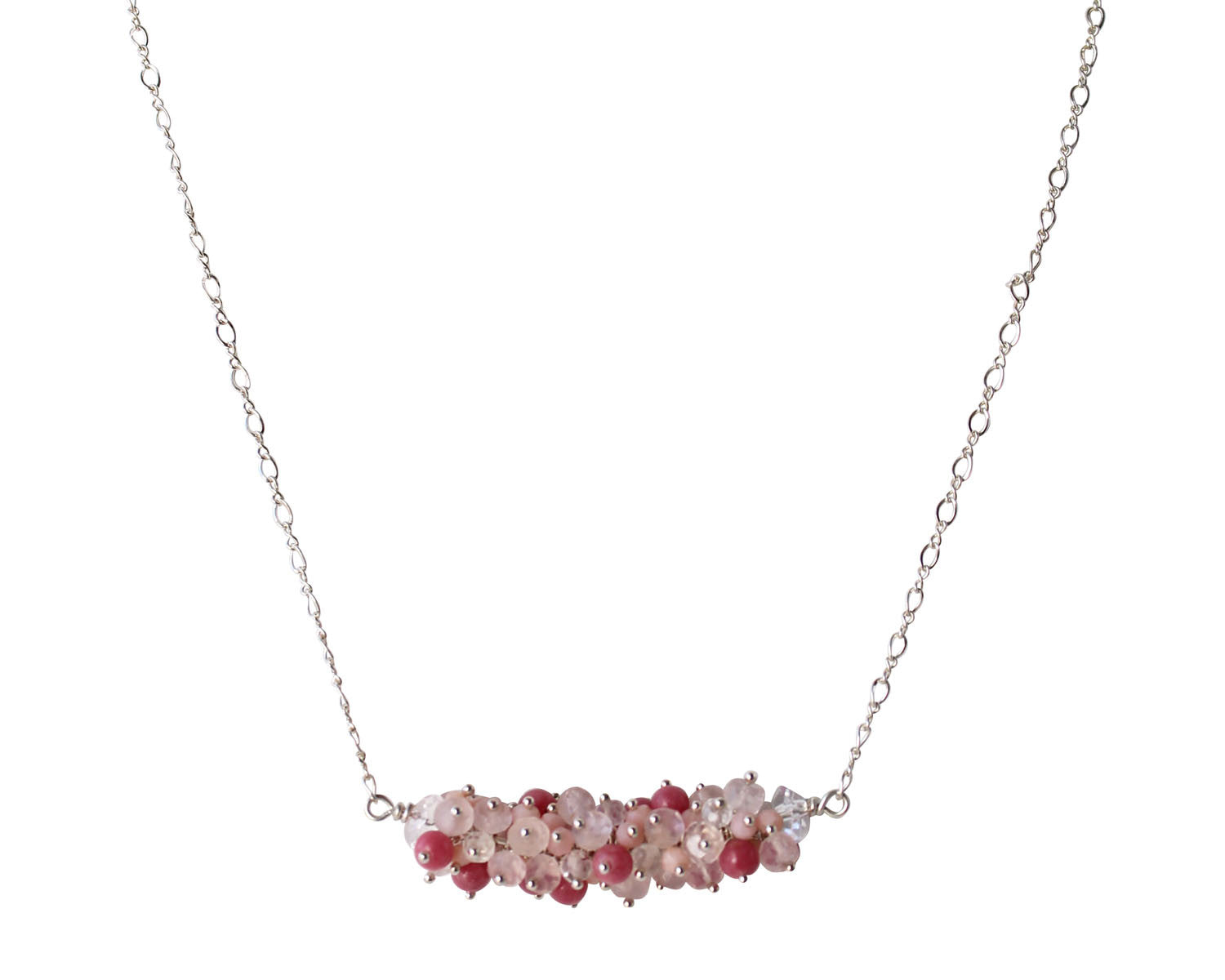 Cluster Ignite Necklace