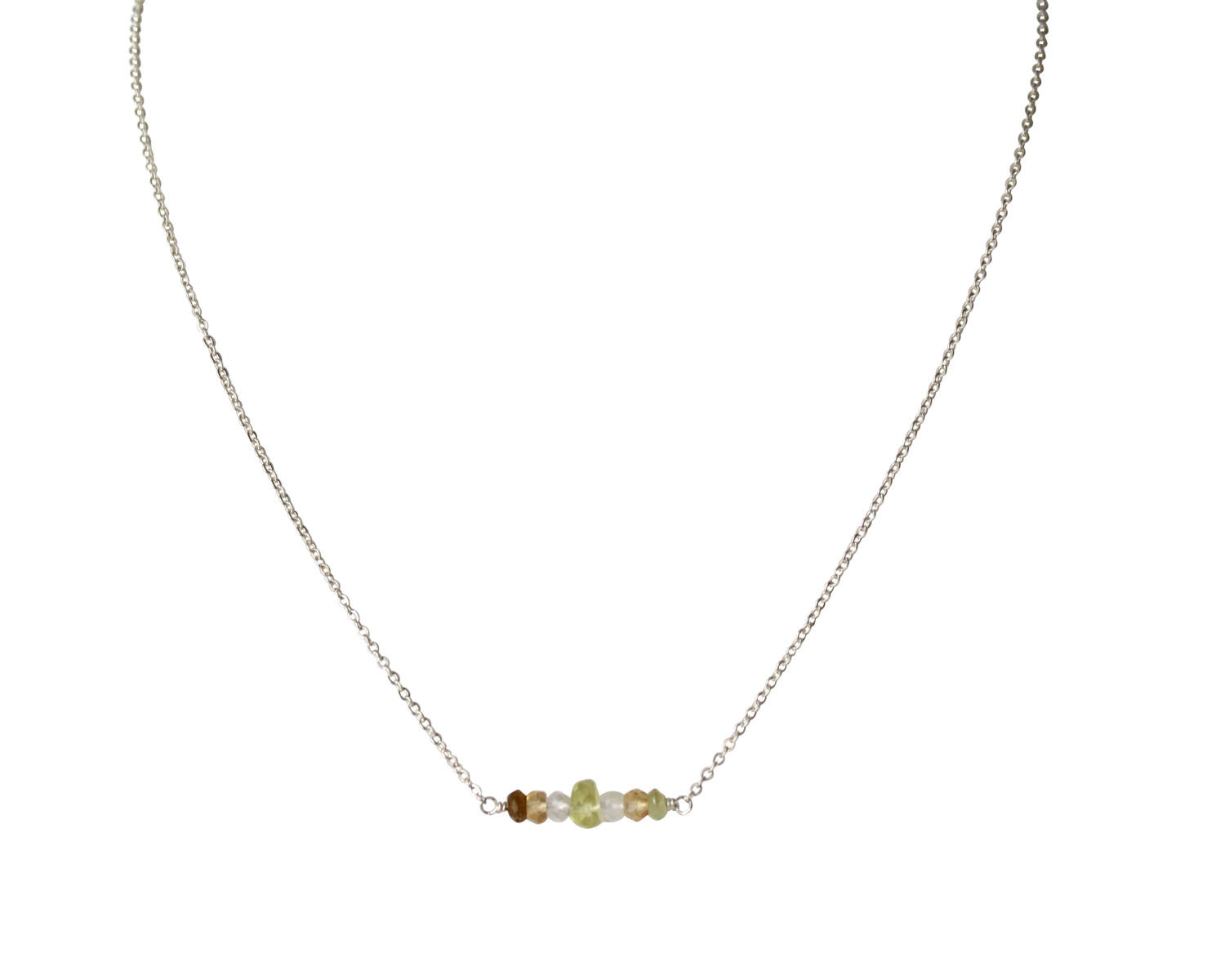 Petit Abundance Necklace