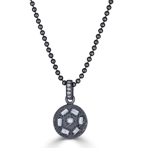 Diamond Orbit Necklace
