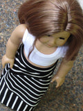 Avanna girl Doll clothes