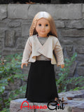American Girl Doll Fall Outfit