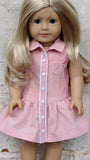 Avanna Girl Doll Dress