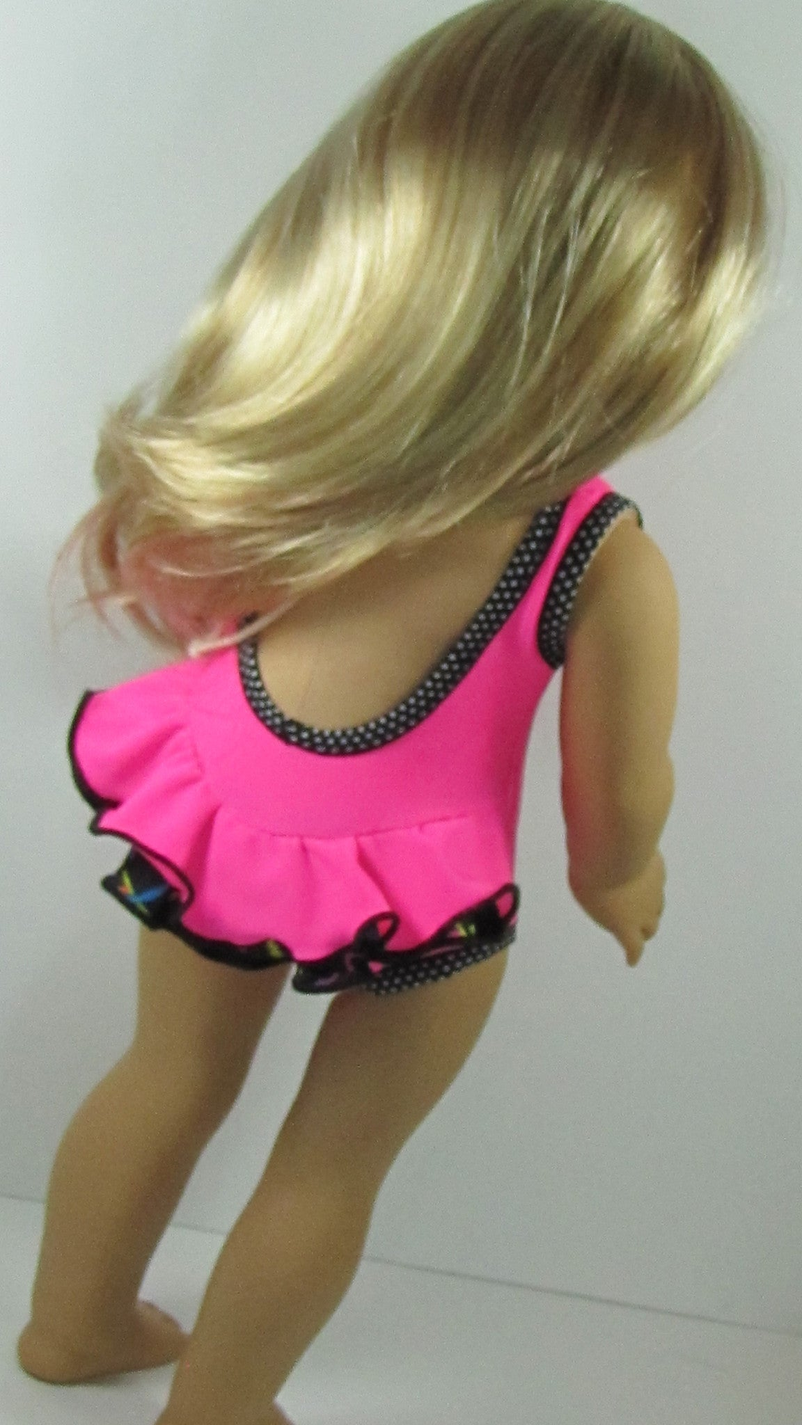 american girl doll swimsuit