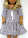 American Girl Doll® Handmade Dress
