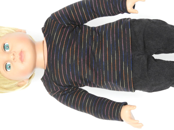 18 Inch Boy Doll Clothes - Jacket and Outfit