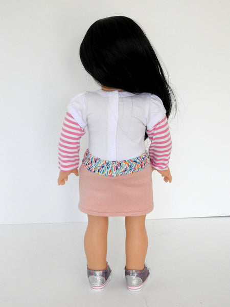 18 Inch Doll Weekend Outfit